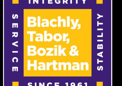 Blachly, Tabor, Bozik & Hartman logo