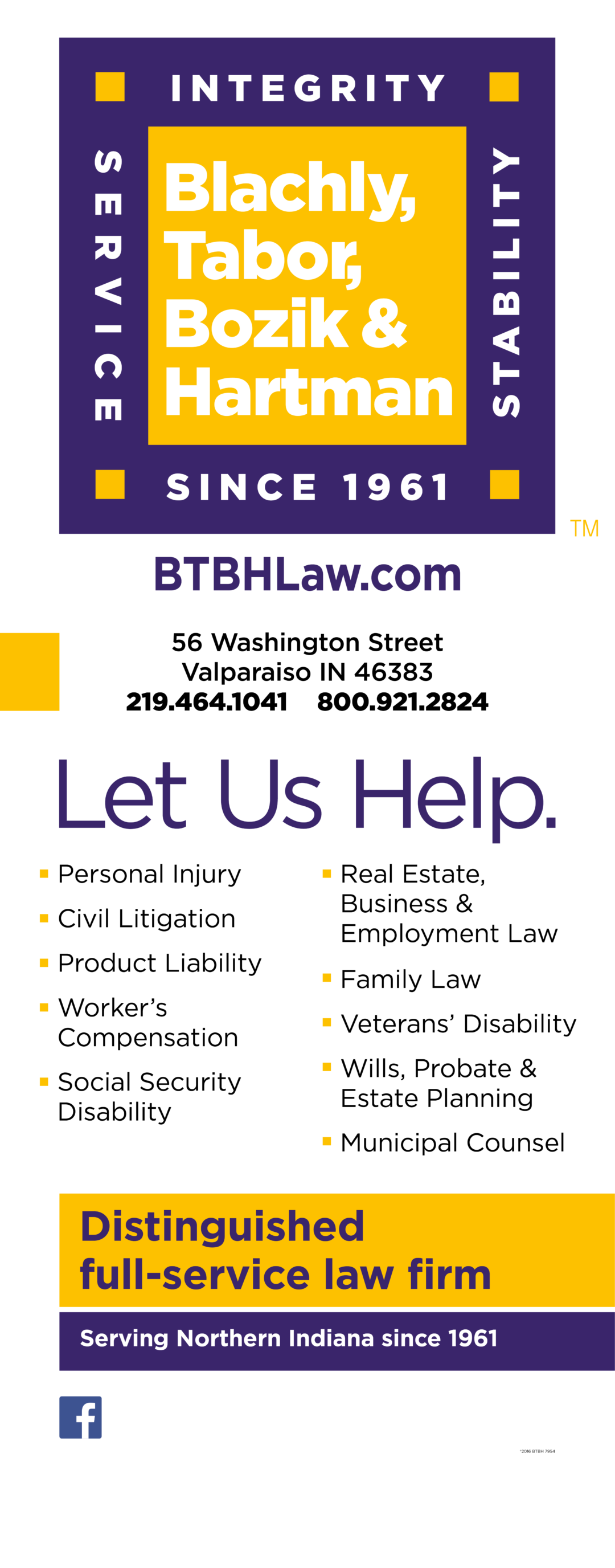 BTBH Retractable Banner