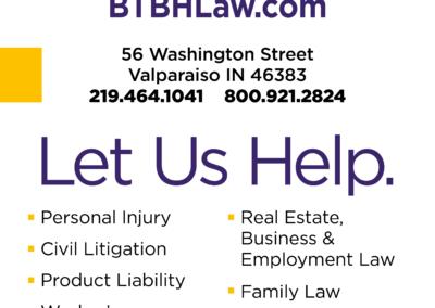 BTBH Retractable Banner