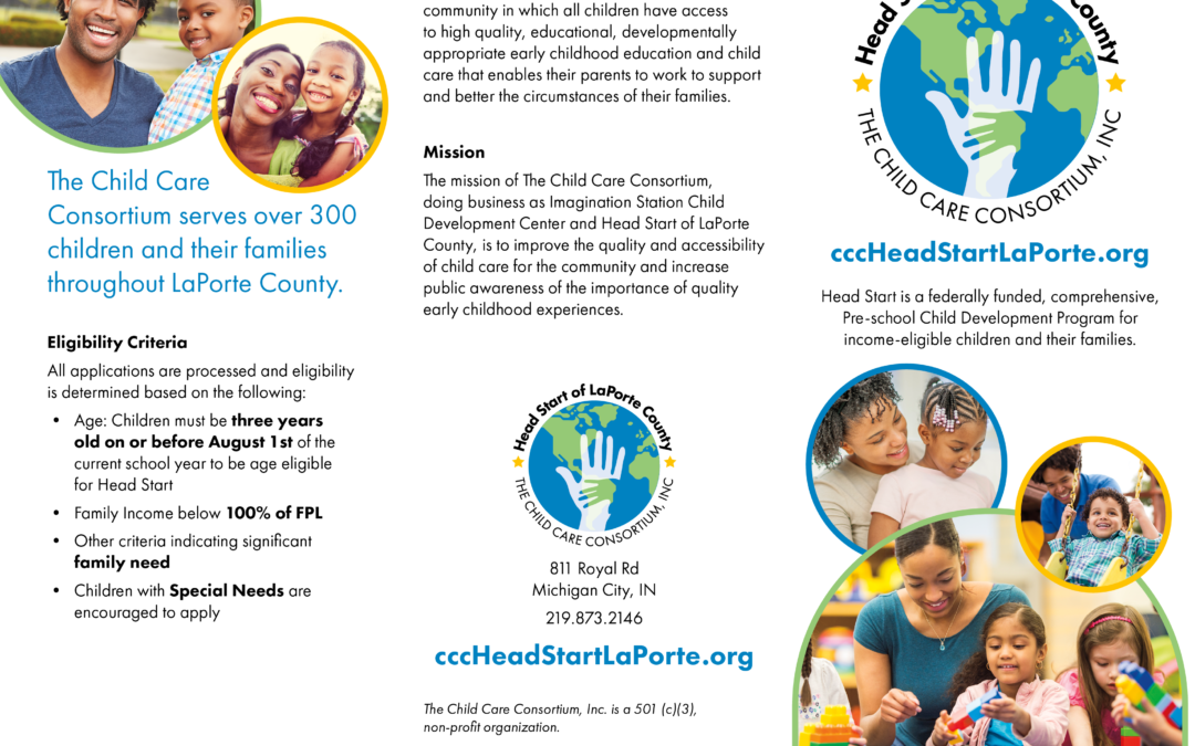 The Child Care Consortium, Inc. Brochure