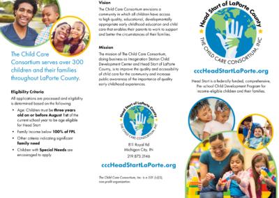 The Child Care Consortium, Inc. Brochure