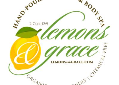 Lemons & Grace logo