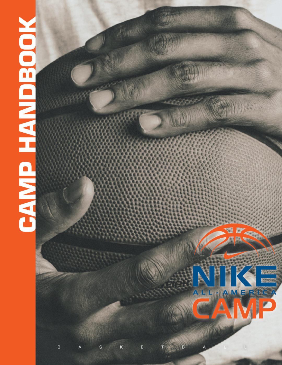 Nike 1999 Camp Handbook Cover