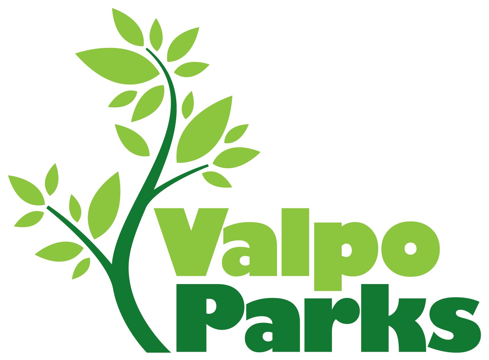Valpo Parks logo