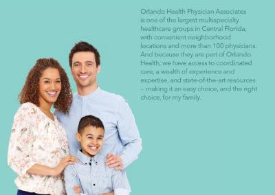 Orlando Health Physician Associates ad