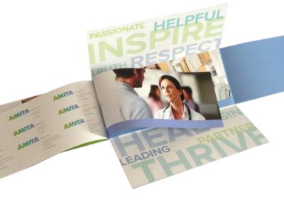 AMITA Health Associate Launch Mailer